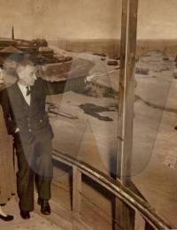 Panorama Mesdag 4 feb 1955